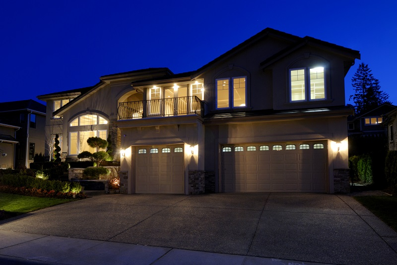 Outdoor security lighting offers another way to keep your family safe when you are ready to begin shopping for the right security lighting for the exterior of your home you are going to quickly discover there are a huge array aloadofball Gallery