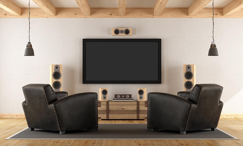 How To Choose The Right Home Theater Surround Sound System